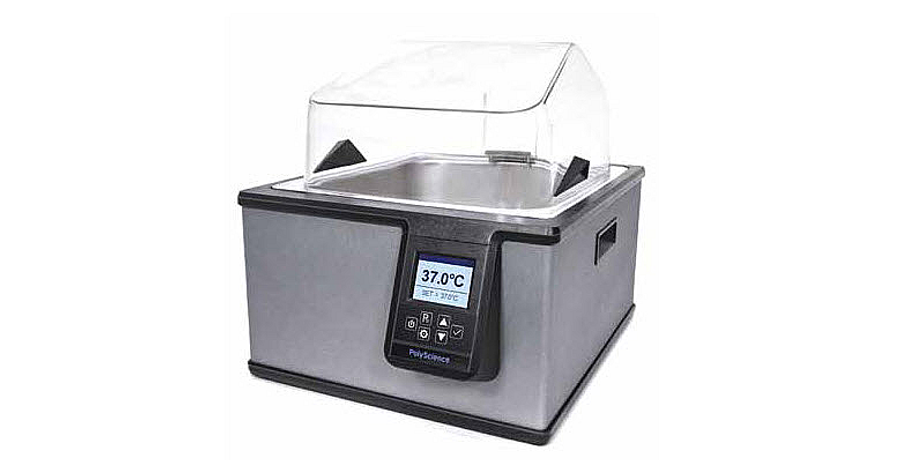 The New PolyScience Premium Digital Water Baths