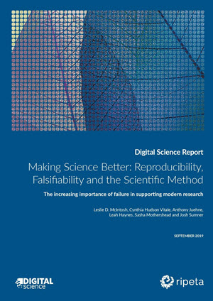 Making Science Better: Reproducibility, Falsifiability and the Scientific Method