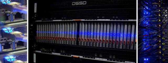 Wrangler Supercomputer