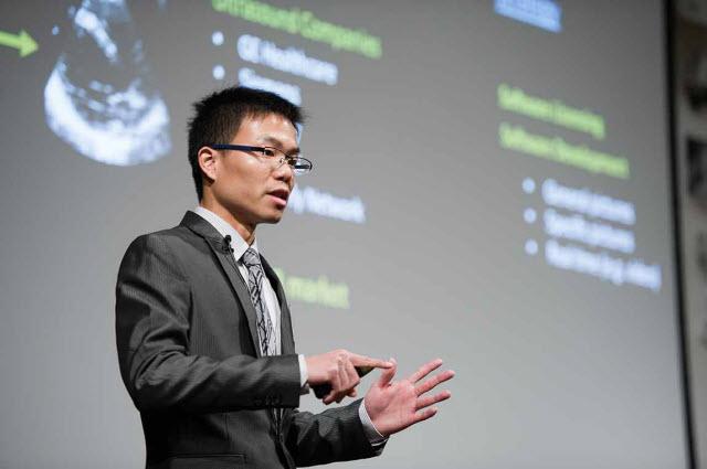 Princeton University graduate student Jen-Tang Lu
