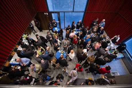 11th annual Innovation Forum crowd