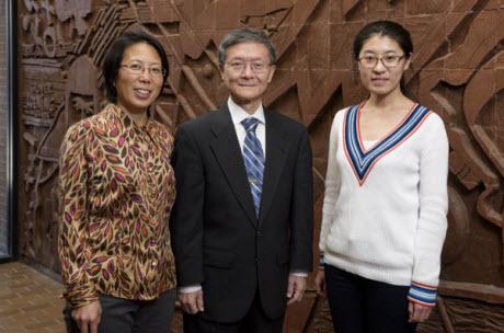Liyun Wang, Tsu-Wei Chou and Jiali Yu.