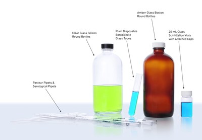 Protect Your Precious Samples with Quality Glass and Labware