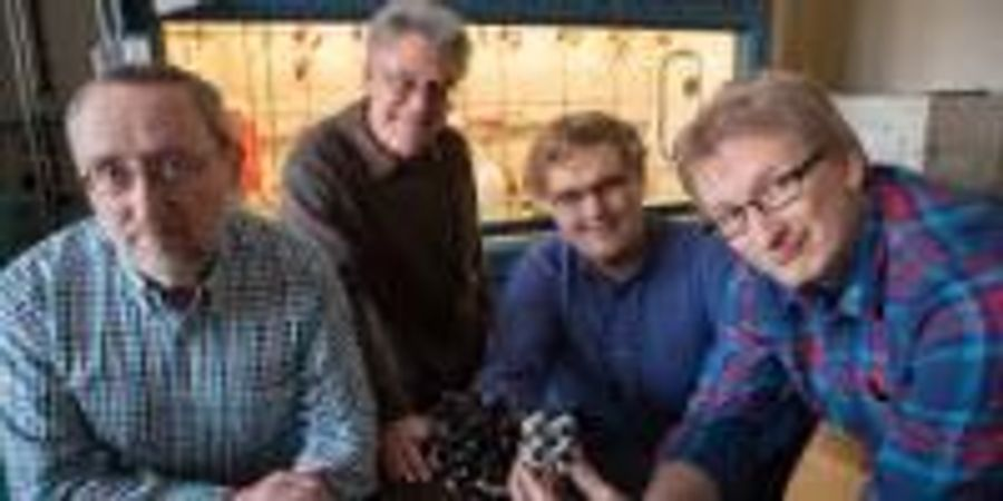 Team Creates First Self-Assembled Superconductor Structure