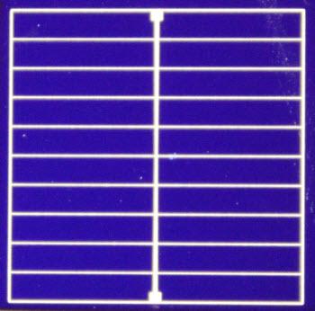 DASH solar cell