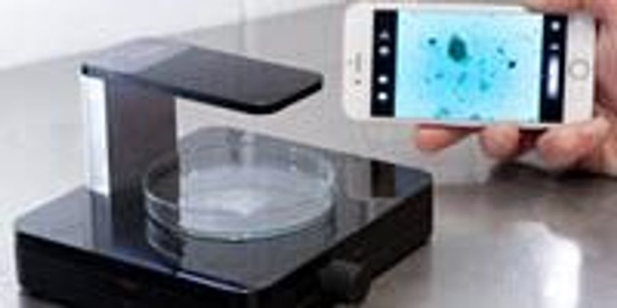 Portable Microscope Expert ioLight Launches Inverted Microscope