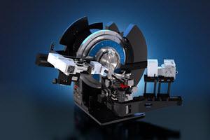 Bruker's D8 DISCOVER Plus with non-coplanar arm and MONTEL Plus optics