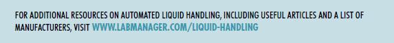 Liquid Handling Additional Resources