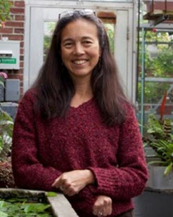 Dartmouth's Celia Chen, a research professor of biological sciences and a project leader in Dartmouth's Toxic Metals Superfund Research Program