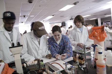 Dow, MSU, local foundations open new MSU STEM Center