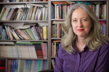 Michigan State University sociologist Stephanie Nawyn