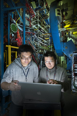 Physicists Measure Force that Makes Antimatter Stick Together