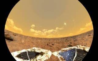 cidia Planetia on Mars