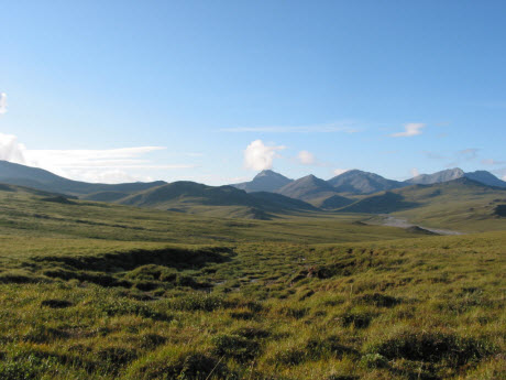 Researchers measure potential release of permafrost's old carbon