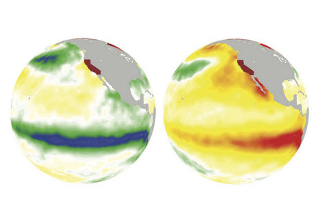 California 2100: More frequent and more severe droughts and floods likely