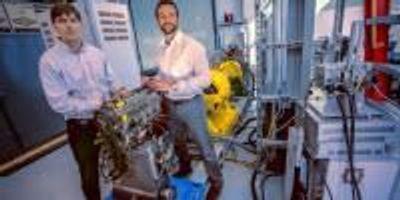 Researchers Receive $1 Million DOE Grant to Advance Engine Technology
