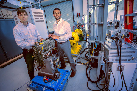 Stony Brook Researchers Receive $1 Million DOE Grant to Advance Engine Technology