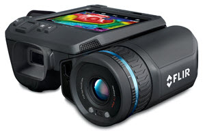 The GF77 from FLIR Systems