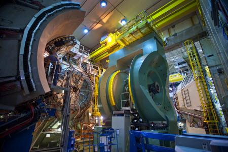 Relativistic Heavy Ion Collider's PHENIX detector