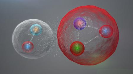 pentaquark particle