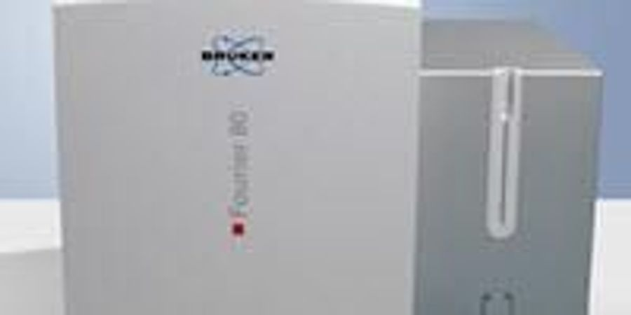 Bruker Introduces Next-Generation 80 MHz Benchtop FT-NMR System