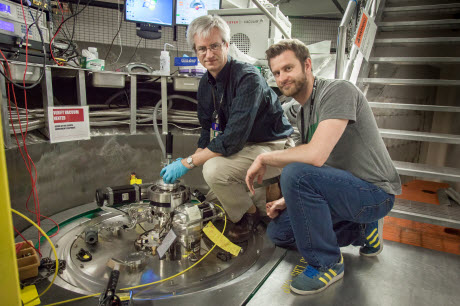 ORNL Scientists