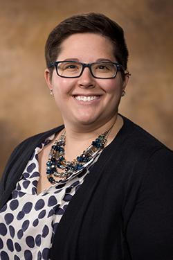 Rebecca Mickol, University of Arkansas.