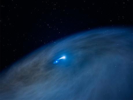 Wolf-Rayet star