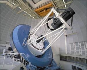 Mayall Telescope at Kitt Peak