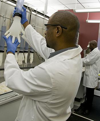 FDA testing lab