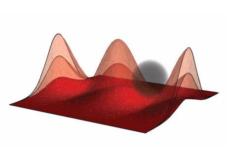giant atom diagram