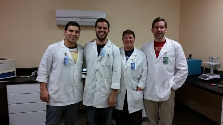 CMT Labs Team