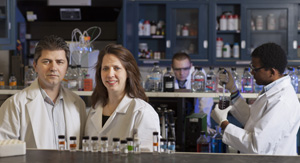 Clarkson University researchers