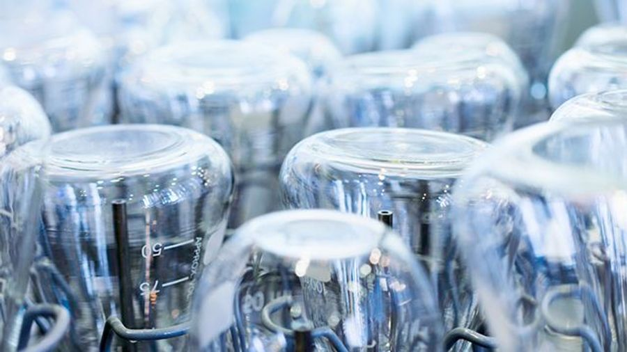 Going Green in Glassware Washing