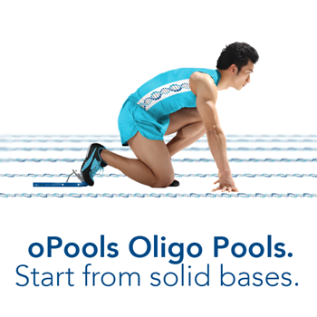 IDT launches oPools™ Oligo Pools – the longest, highest fidelity, and ready-to-use custom oligo pools on the market