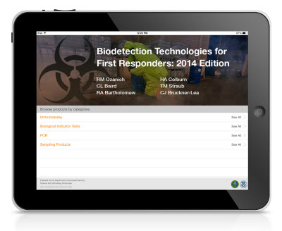 biodetection app