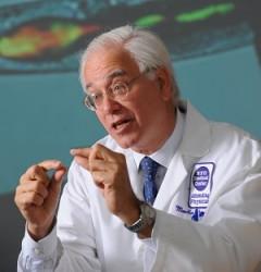 Microbiologist Martin Blaser