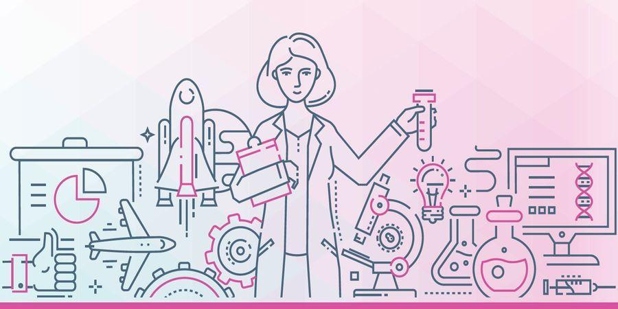 Influential Women in Science