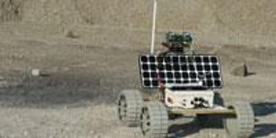 Carnegie Mellon Unveils Lunar Rover 'Andy'