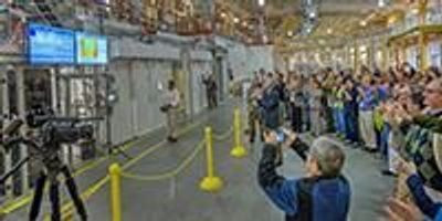 National Synchrotron Light Source II Achieves 'First Light'