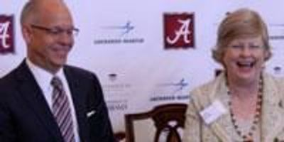 University of Alabama's Culverhouse Partners with Lockheed Martin to Create Research Lab