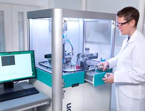 TTP Labtech's chameleon instrument