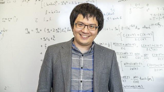 Chia Cheng, Lawrence Berkeley National Laboratory