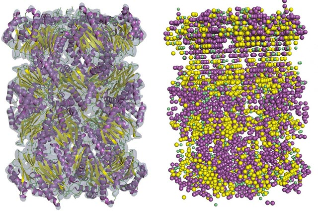 Improved Protein Structure Detection