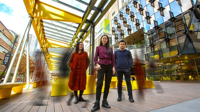 The RMIT University Research Team