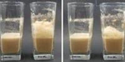 Novel Powdered Milk Method Yields Better Frothing Agent