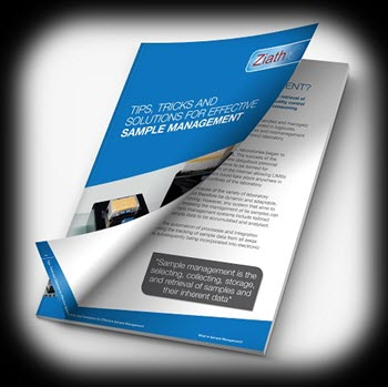 Ziath's new guide, 'Tips, tricks and solutions for effective sample management'