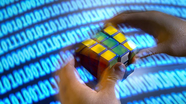 AI Solves Rubik's Cube
