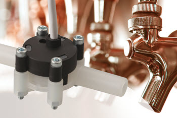 Beverage dispensing flowmeters from Titan Enterprises