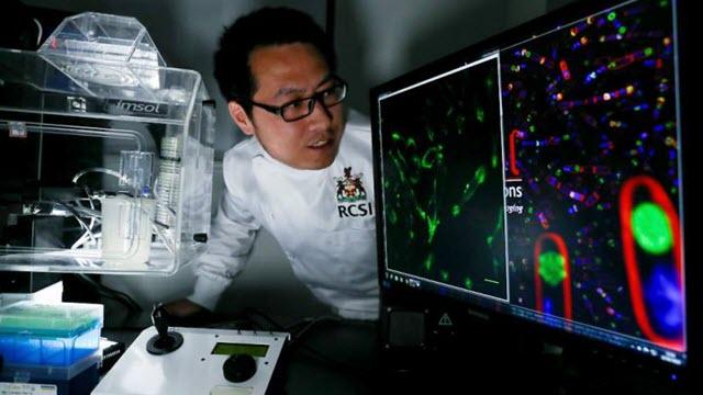 Dr Dan Wu, RCSI